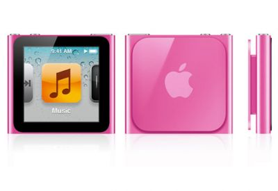 Apple iPod nano 8 Gb Pink ― Apples-Lab
