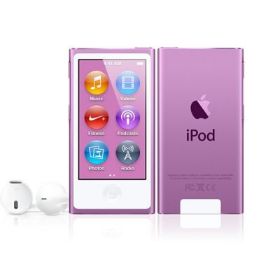 Apple iPod nano 7 16Gb Purple ― Apples-Lab