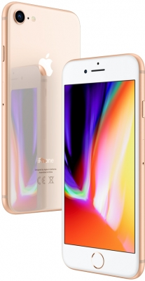 Купить Apple iPhone 8 256Gb Gold