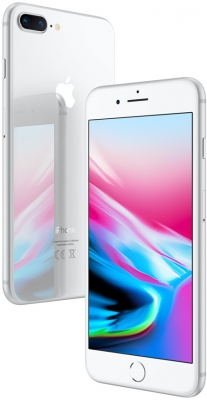 Купить iPhone 8 Plus 256Gb Silver