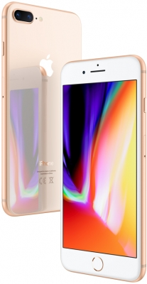 Купить Apple iPhone 8 Plus 64Gb Gold