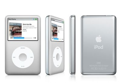 Apple iPod classic 160Gb Серебристый ― Apples-Lab
