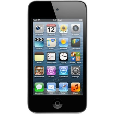Apple iPod touch 4 16Gb Black  ― Apples-Lab