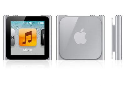 Apple iPod nano 16Gb Silver ― Apples-Lab