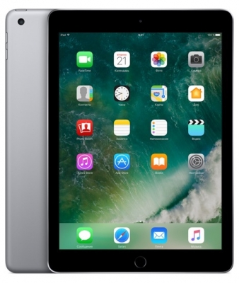 Apple iPad 32Gb WiFi Space Gray ― Apples-Lab