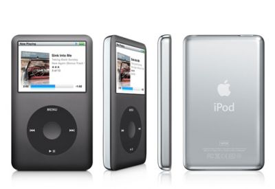 Apple iPod classic 160Gb Черный ― Apples-Lab
