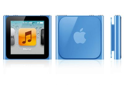 Apple iPod nano 8 ГБ Blue ― Apples-Lab