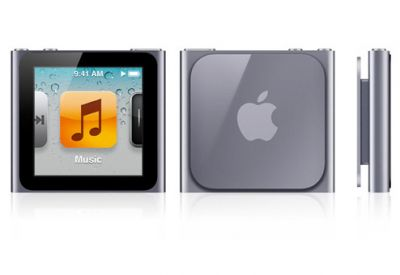 Apple iPod nano 16Gb Graphite ― Apples-Lab