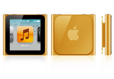 Apple iPod nano 16GB Orange  ― Apples-Lab