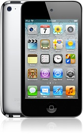 Apple iPod touch 4 8Gb Black ― Apples-Lab