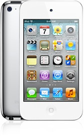 Apple iPod touch 4 8Gb White ― Apples-Lab