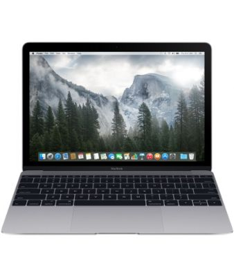 "Apple MacBook Early 2015 Space Gray (Core M 1200 Mhz/12.0""/2304x1440/8.0Gb/512Gb SSD/DVD нет/Intel HD Graphics 5300/Wi-Fi/Bluetooth/MacOS X)"