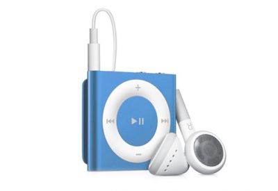 Apple iPod shuffle 2Gb Blue ― Apples-Lab