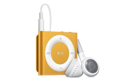 Apple iPod shuffle 2Gb Orange ― Apples-Lab